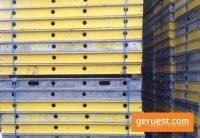 1238 qm gebrauchte Deckenschalung Topec - Panels 1,80 x 0,90 m