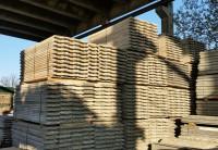 Gebrauchte Holzbeläge Bosta 70