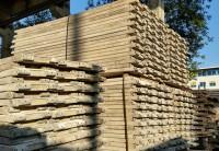Gebrauchte Holzbeläge Bosta 70, 80er Paket