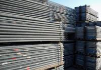 Doppelgeländer Stahl Layher Blitz gebraucht auf geruest.com kaufen
