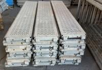 Layher Bauteile für 4 Etagen 2,07m Stahl gebraucht auf geruest.com kaufen