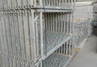 46,5m² Hünnebeck Bosta Gerüst gebraucht auf geruest.com kaufen
