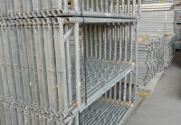 Stellrahmen 200/70 Hünnebeck Bosta 120 Stk. gebraucht auf geruest.com kaufen