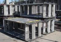 Vertikalrahmen Plettac SL gebraucht auf geruest.com kaufen