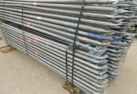 Doppelgeländer 2,57m Stahl Layher Blitz 20er Paket gebraucht auf geruest.com kaufen