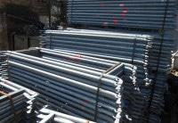 Bauteile für 3 Etagen 1,57m, Stahl Layher gebraucht auf geruest.com kaufen