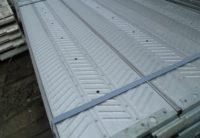 Hünnebeck Bosta Stahlhohlkastenbelag für Fassadengerüst gebraucht auf geruest.com kaufen