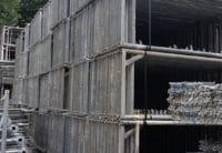 1224 m² gebrauchtes Hünnebeck Bosta Gerüst auf geruest.com kaufen
