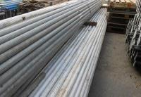 Gerüstrohr 6,00m Stahl systemfrei gebraucht auf geruest.com kaufen