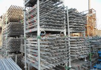 313 m² Layher Allround Gerüst gebraucht auf geruest.com kaufen