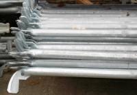 101 m² Stahl-Gerüst von MJ