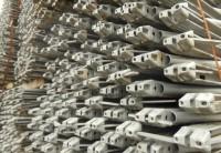 Plettac AsscoFuturo U-Doppelriegel 1,57m gebraucht auf geruest.com kaufen