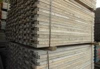 Hünnebeck Bosta mit Stahlhohlkastenbelägen 153m² gebraucht auf geruest.com kaufen