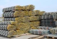 500 Tonnen gebrauchtes Layher-Allround