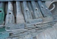 Geländer Layher Blitz 1,09m 50er Paketgebraucht auf geruest.com kaufen