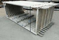 38m² gebrauchtes Assco Quadro Gerüst