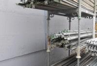 Layher Allround U-Belagsicherung 3,07m gebraucht auf geruest.com kaufen