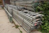 Layher-Allround Modul-Gitterträger 7,71m gebraucht auf geruest.com kaufen