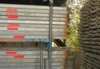 Layher Allround O-Stahlböden 2,57x0,19m gebraucht auf geruest.com kaufen