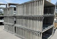 707 m² gebrauchtes Layher Blitz Gerüst gebraucht auf geruest.com kaufen
