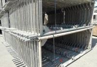 315m² gebrauchtes Layher Blitz Gerüst gebraucht auf geruest.com kaufen