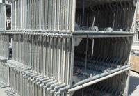 1022 m² gebrauchtes Layher-Blitz-Gerüst gebraucht auf geruest.com kaufen