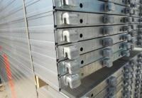 105 m² Aluminium-Gerüst in 2,57er Feldlänge