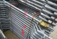 Dachfangrahmen für Plettac SL Gerüst gebraucht auf geruest.com kaufen