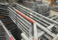 Traufrahmen für Plettac Gerüst gebraucht auf geruest.com kaufen