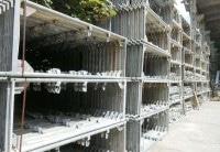 Plettac AsscoQuadro 498m² Gerüst gebraucht auf geruest.com kaufen