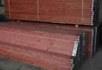153m² MJ Uni Gerüst mit Holzböden