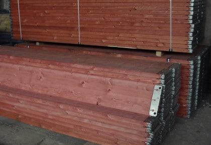 MJ Uni Gerüst 153m² mit Holzböden auf geruest.com kaufen