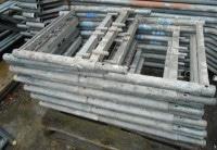 Ausgleichsrahmen 0,50x0,65m RUX Super 65 Fassadengerüst gebraucht auf geruest.com kaufen