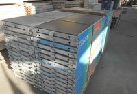 32 m² gebrauchtes Layher-Gerüst