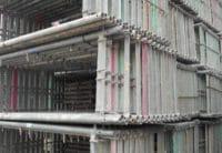 214m² gebrauchtes RUX Super Fassadengerüst gebraucht auf geruest.com kaufen