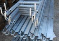 Etagenleiter 2,15m für Fassadengerüst auf geruest.com kaufen