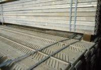 1530 m² gebrauchtes Hünnebeck Bosta Fassadengerüst auf geruest.com kaufen