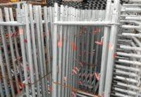 Layher Allround O-Star Rahmen für Modulgerüst gebraucht auf geruest.com kaufen