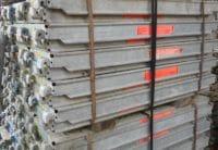 Stahlboden 1,09m für Layher Blitz Gerüst gebraucht auf geruest.com kaufen
