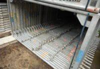 Layher Blitz 109 Stellrahmen 24 Stück für Maurergerüst gebraucht auf geruest.com kaufen