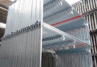MJ 210 m² neues Gerüst aus Aluminium auf geruest.com kaufen
