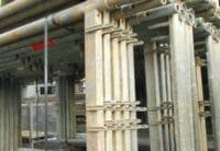 Plettac SL Vertikalrahmen für Fassadengerüst gebraucht auf geruest.com kaufen