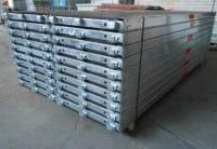 MJ Stahl Gerüst 419 m² mit Robustböden auf geruest.com kaufen