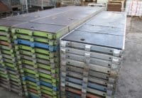 Gebrauchte Layher Durchstiegstafel 3,07m gebraucht auf geruest.com kaufen