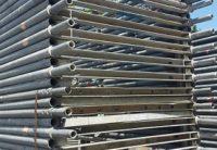 Stellrahmen 1,09 m Stahl für Layher Blitz Maurergerüst gebraucht auf geruest.com kaufen