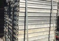 Stahlhohlkastenbeläge für Hünnebeck Bosta gerüst gebraucht auf geruest.com kaufen