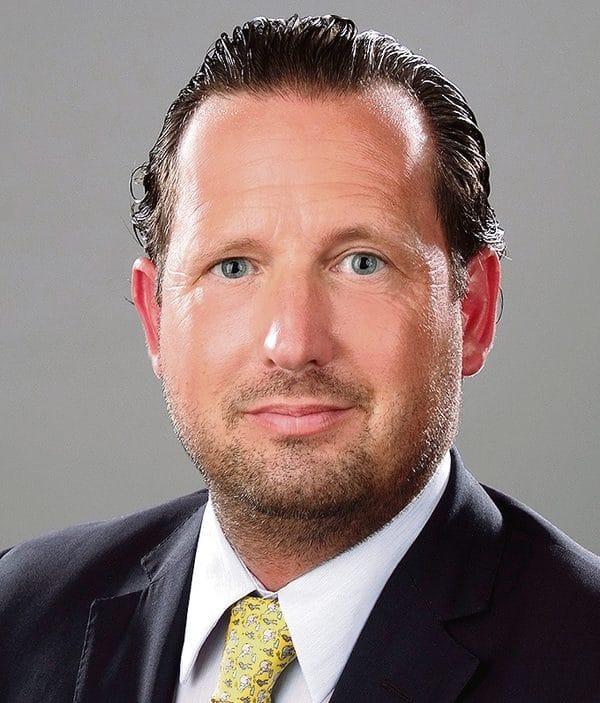 Marcus Neubauer Präsident des Bundesfachverbands Gerüstbau