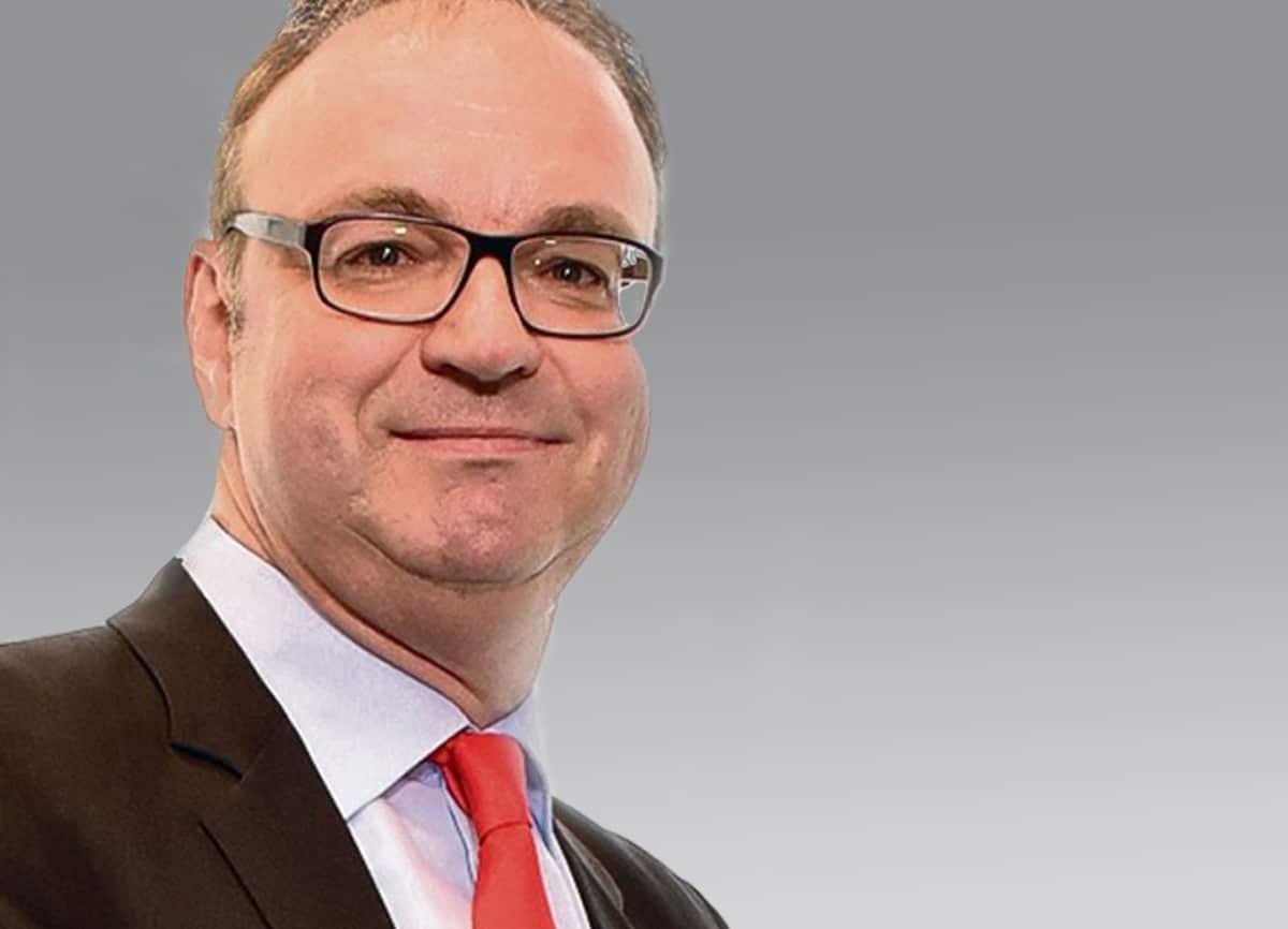 Ralf Deitenberg, Geschäfstführer der Altrad plettac assco GmbH, zu den Aussichten 2018