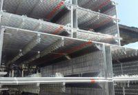 Aluminium Stellrahmen 2m für Layher Bltz Gerüst kaufen
