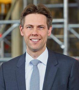 Vorausschauendes Denken im Sinne der Kunden ist das oberste Gebot für Layher-Geschäftsführer Wolf Christian Behrbohm.